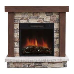Electric Fireplaces Youll Love Wayfair - Fireplace heaters electric