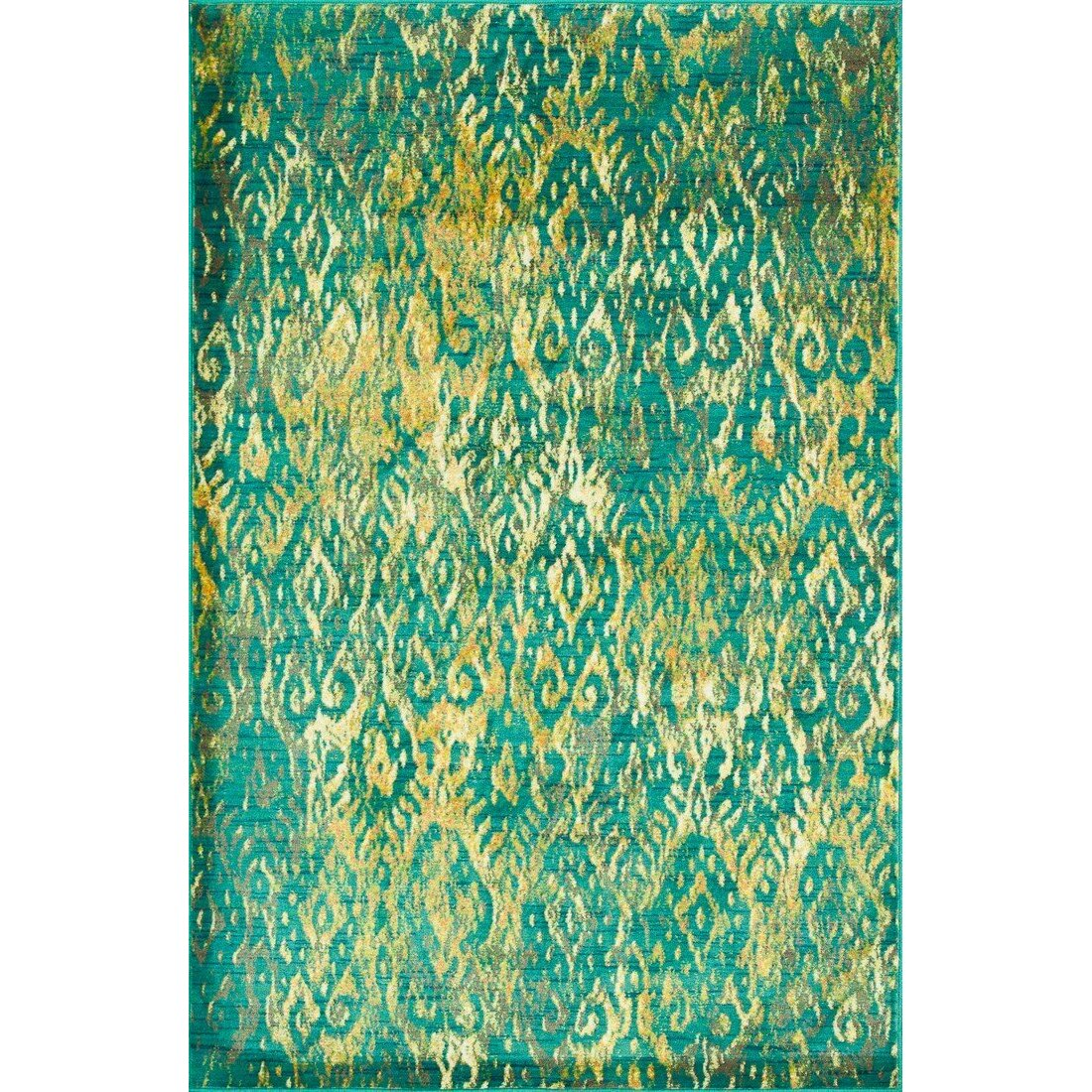 Loloi Rugs Green Yellow Area Rug Amp Reviews Wayfair