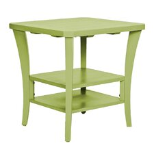 Cottage End Table by Acacia Home and Garden
