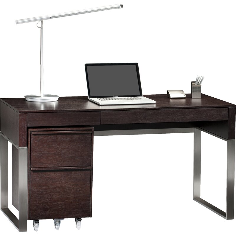 Best Modern Office Desks, Cascadia Computer Desk