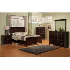 Seger Panel Bed by Darby Home Co