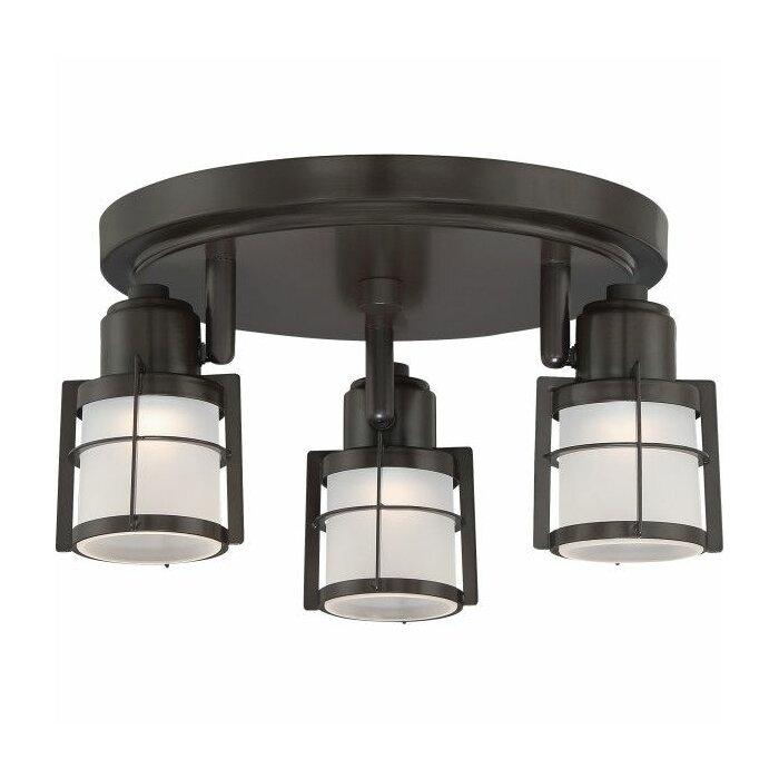 Winston porter forney led 3 light directional spotlight reviews forney led 3 light directional spotlight aloadofball Image collections