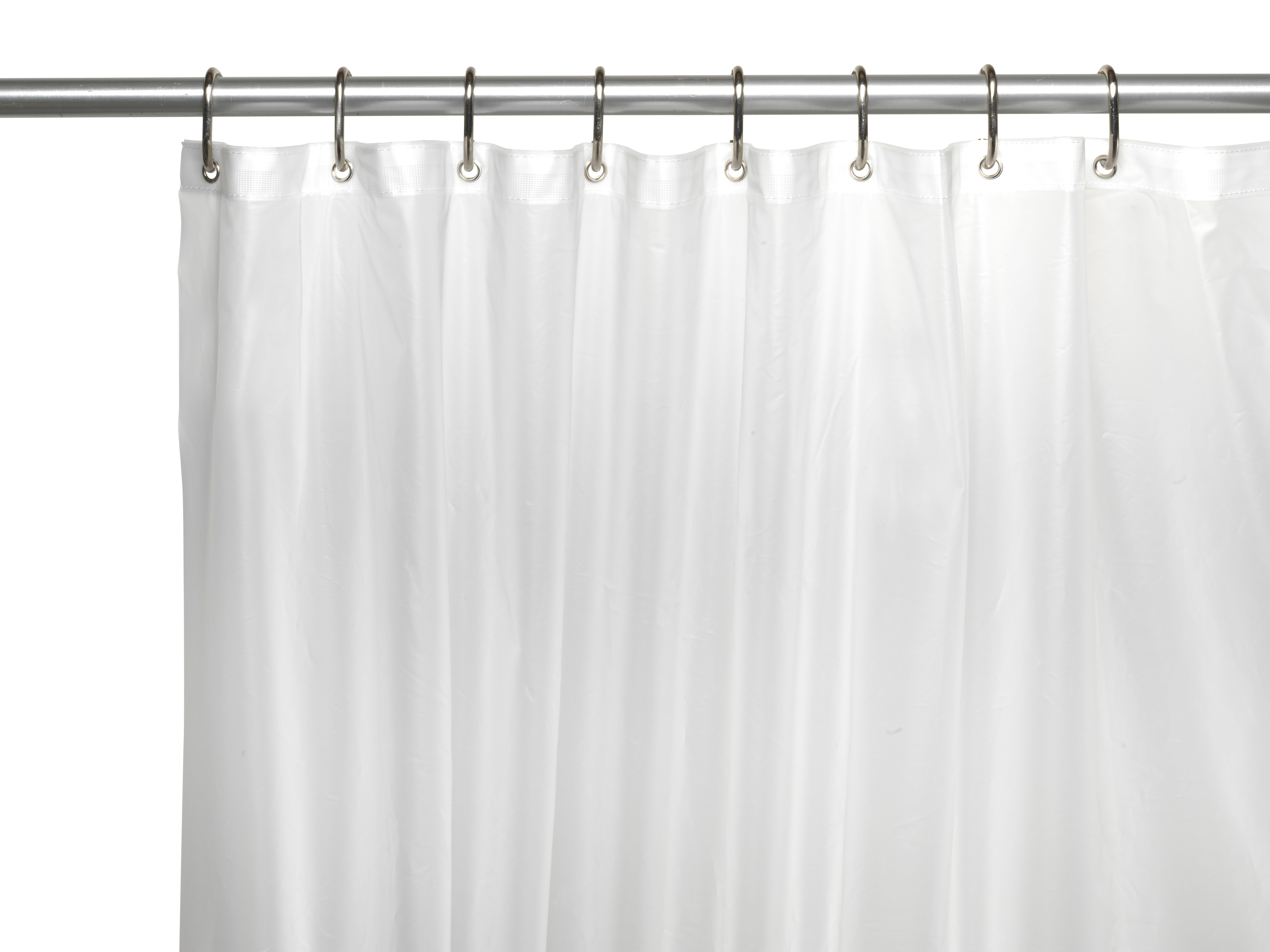 Ben And Jonah Clean Home PEVA Shower Curtain Liner Reviews