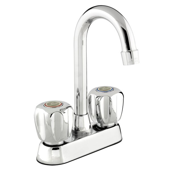 Bélanger Double Handle Kitchen Faucet by Keeney Manufacturing Company