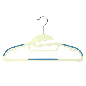 Find for Soft Grip and Specialty All In One Suit Non-Slip Hanger (Set of 8) ByRichards Homewares