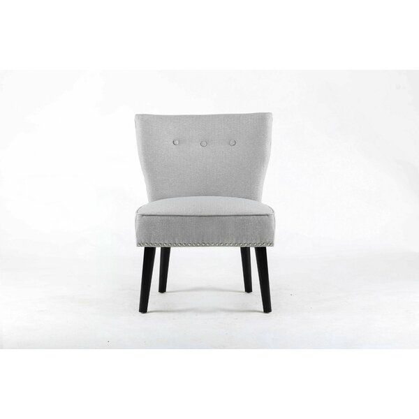 Wrisley Slipper Chair by Latitude Run