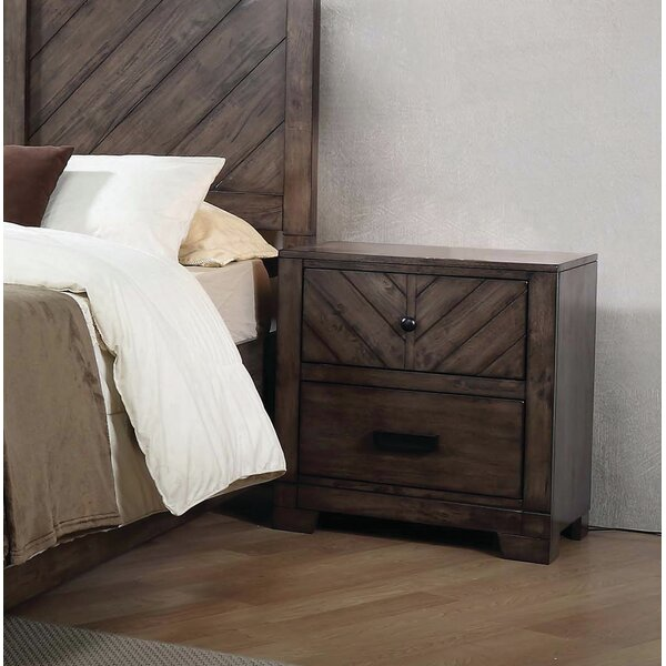 Ritter Nightstand by Gracie Oaks