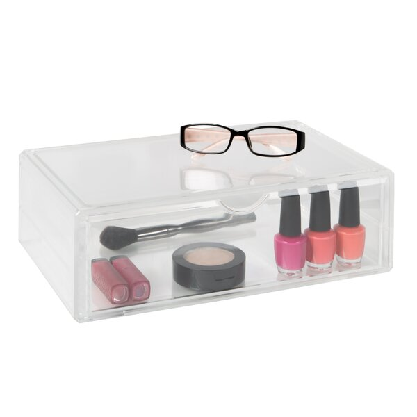 Cosmetic Storage Organizer Box by HomeCrate