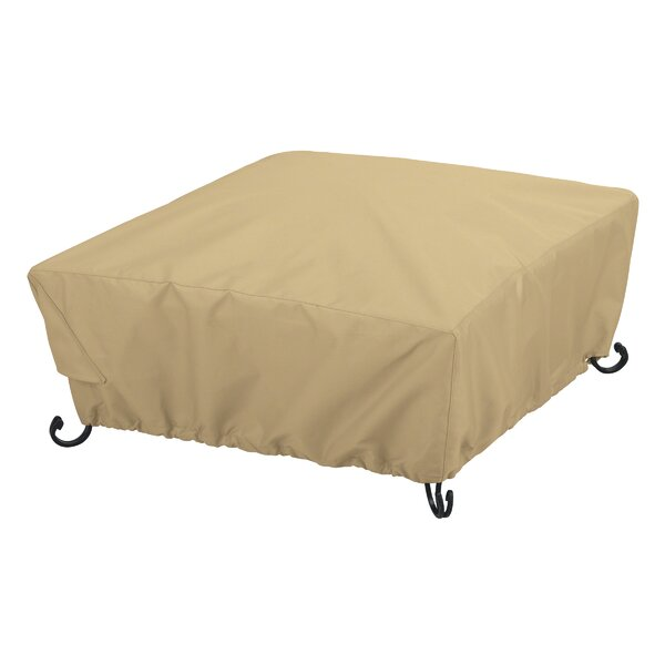 Singer Square Fire Pit Cover by Freeport Park