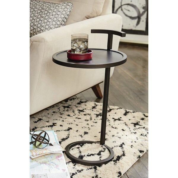 Evie End Table by Williston Forge