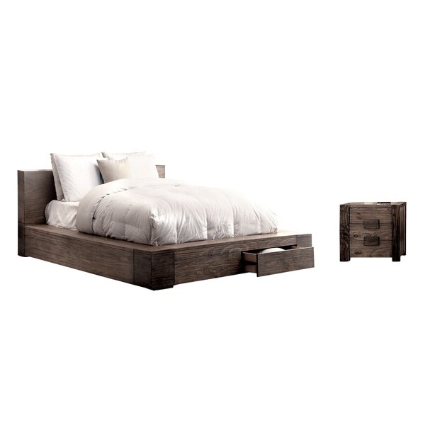 Blocher Panel Configurable Bedroom Set by Foundry Select