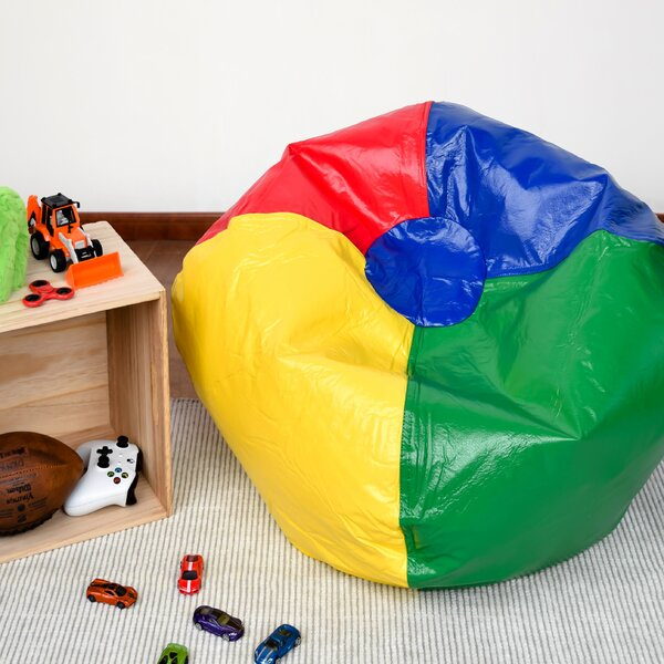 Small Classic Bean Bag By Zoomie Kids