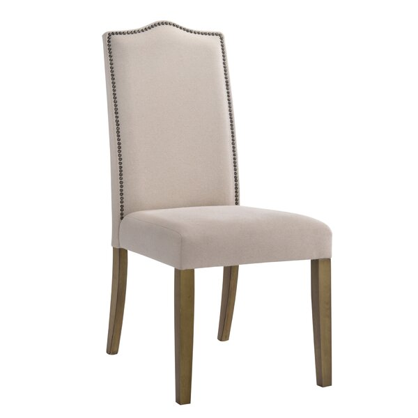 Maelynn Upholstered Dining Chair by Alcott Hill Alcott Hill
