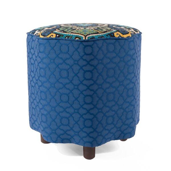 Morrocan Ottoman by Loni M Designs