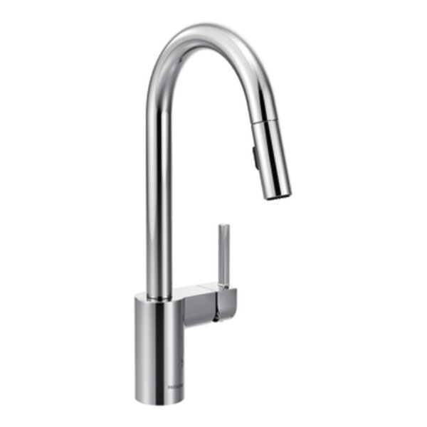 Align Pull Down Single Handle Kitchen Faucet by Moen