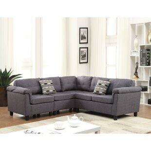 Dancy Sectional Sofa By Brayden Studio
