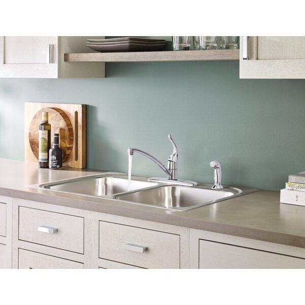 Chateau Single Handle Kitchen Faucet