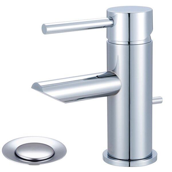 Motegi Deck Mounted Bathroom Faucet by Pioneer