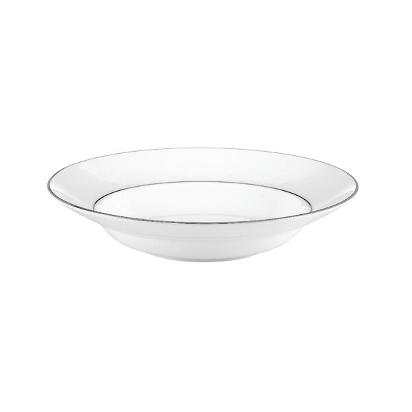 Continental Dining Platinum Pasta / Soup Bowl (Set of 4) by Lenox
