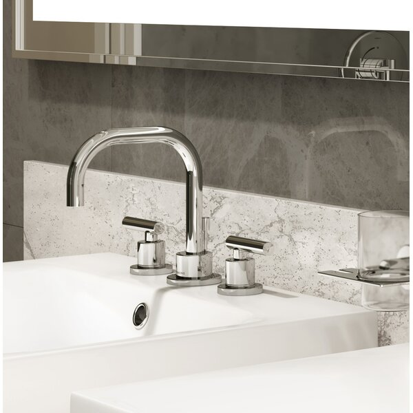 Dia Widespread Bathroom Faucet with Drain Assembly by Symmons