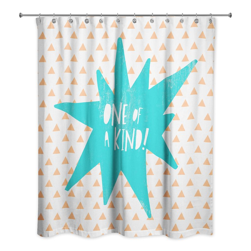 Prony One Of A Kind Shower Curtain