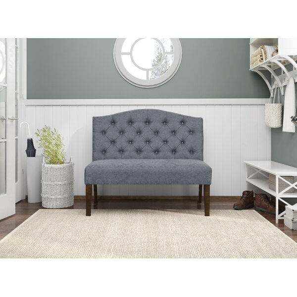 Sanderson Upholstered Bench by Canora Grey