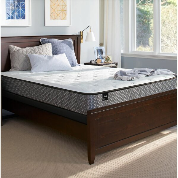 Response™ Essentials 8.5 Firm Tight Top Mattress and 9 Box Spring by Sealy
