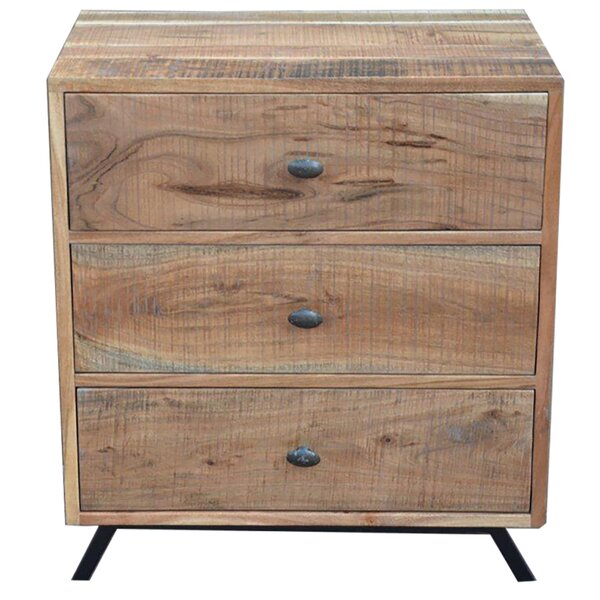 Borland End Table by Union Rustic