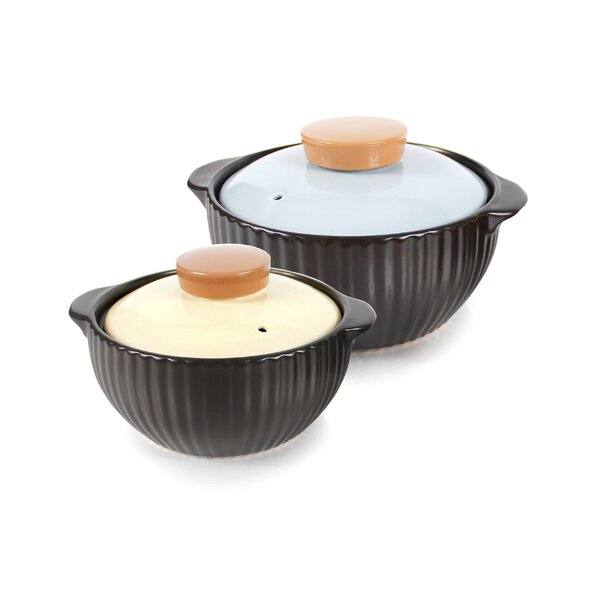 Non-Stick 4 Piece Stovetop Casserole Set by Neoflam