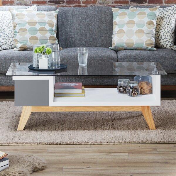 Alijah Coffee Table With Storage By Brayden Studio