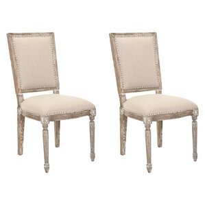 Nara Side Chair (Set of 2) by Safavieh