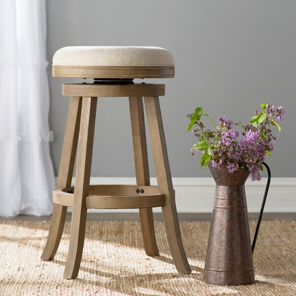 Outland 29 Swivel Bar Stool by Lark Manor