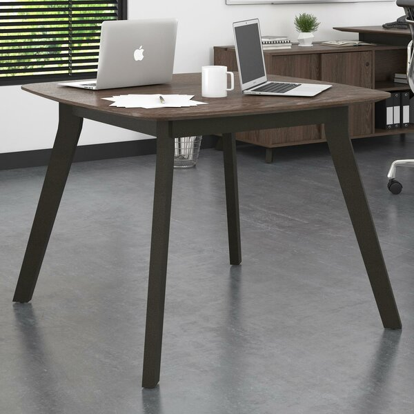Centreville Barbosa Square 30 H x 39 W x 39 L Conference Table by Ivy Bronx