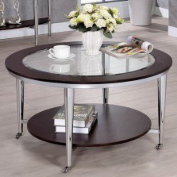 Jeanlouis Coffee Table With Storage By Winston Porter