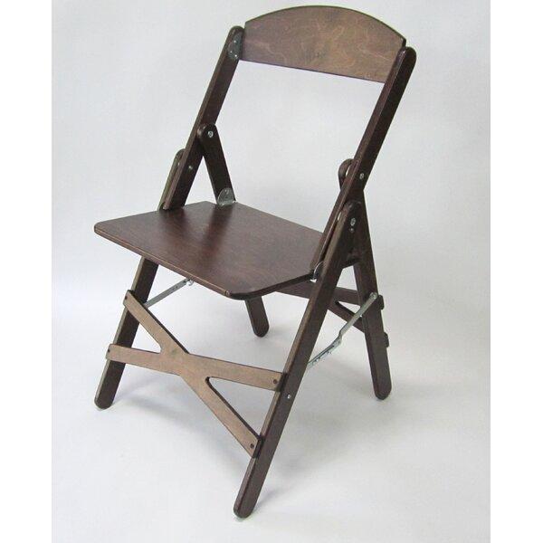 Wood Folding Chair by Spiderlegs