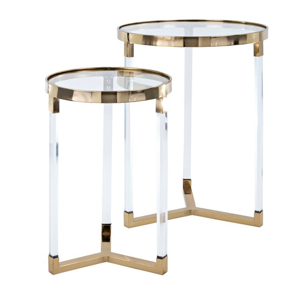 Verrill 2 Piece Coffee Table Set By Nakasa