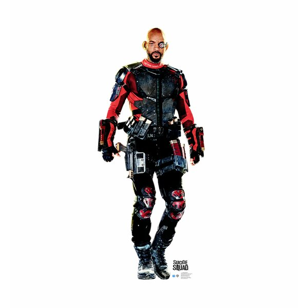 Suicide Squad Deadshot Stand-Up by Advanced Graphics