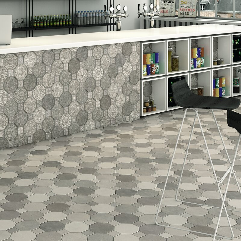Concrete Look Tile: Enjoy The Appearance Without The Drawbacks