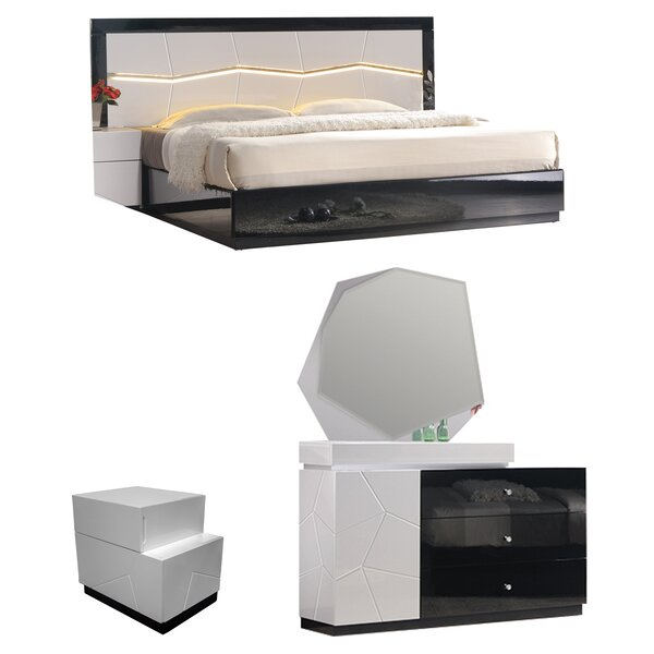 Jinn Platform Configurable Bedroom Set by Orren Ellis
