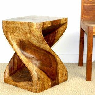 Pedrick End Table ByUnion Rustic