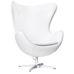 inner leather lounge chair