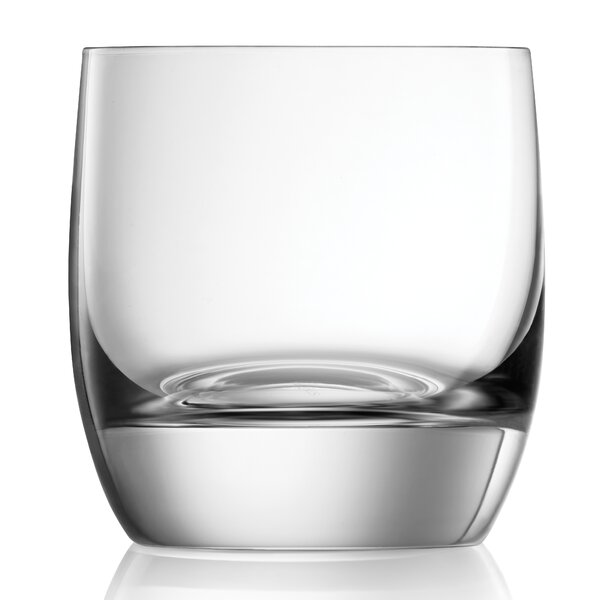 Shanghai Soul 12 oz. Crystal Cocktail Glass (Set of 4) by Lucaris