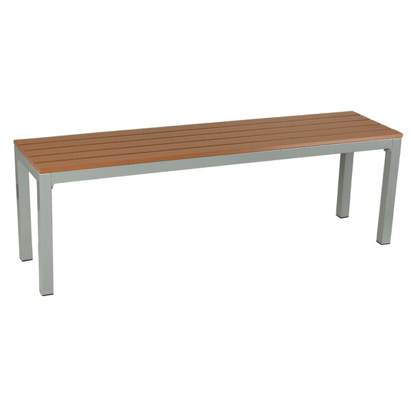 Avery Aluminum Picnic Bench by Cortesi Home