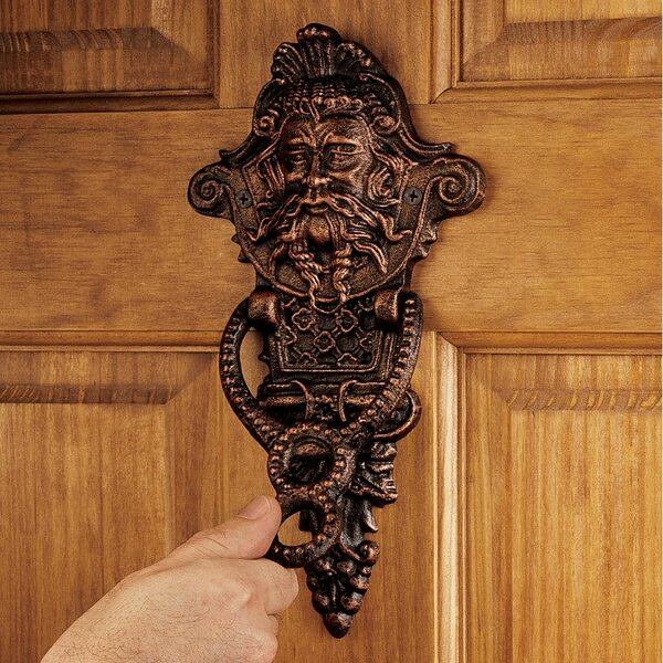 Winthrop Manor Greeman Door Knocker (Set of 2) by Design Toscano
