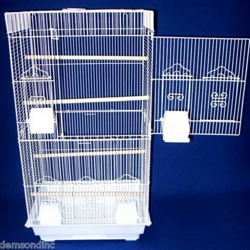 Square Small  Bird Cage by YML