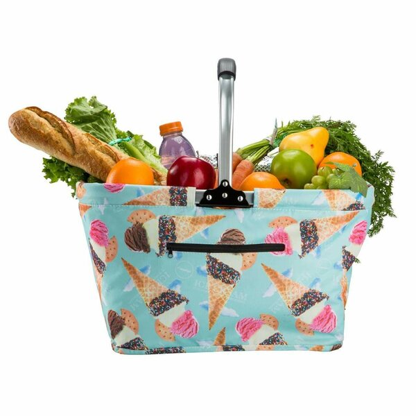Insulated Picnic Tote Bag by Freeport Park