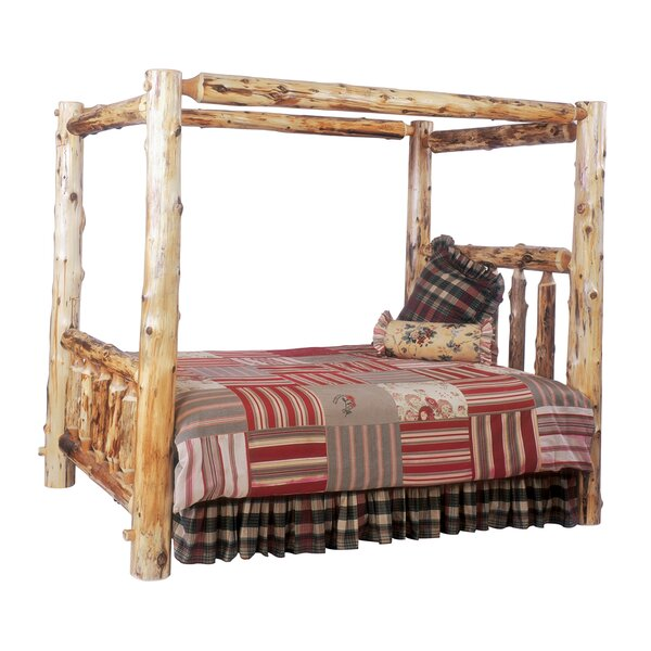 Lytle Canopy Bed by Loon Peak
