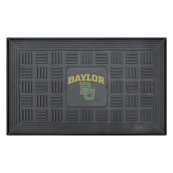 NCAA Baylor University Medallion Door Mat by FANMATS