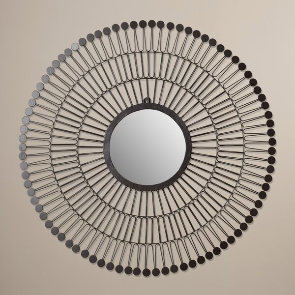 Trexler Victoria Accent Mirror by Wade Logan