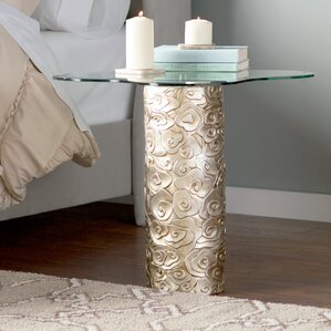 Brabourne End Table by House of Hampton